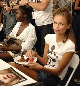 Guess What Georgia Jagger & Co. Have Been Scoffing Backstage At LFW?!