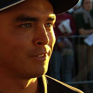 Rickie Fowler interview after Round 2 of Waste Management