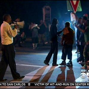 Missouri Governor Lifts Curfew In Ferguson As Unrest Continues Over Michael Brown's Shooting