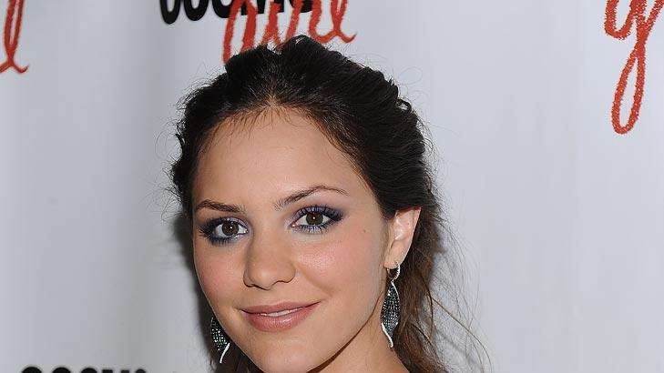 The House Bunny Premiere New York City 2008 Katherine McPhee