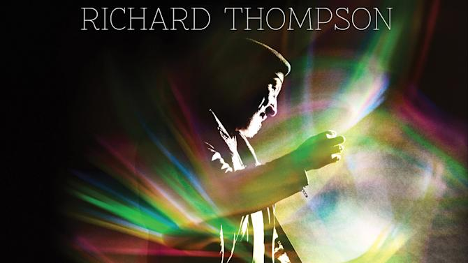 """This CD cover image released by New West Records shows """"Electric,"""" by Richard Thompson. (AP Photo/New West Records)"""