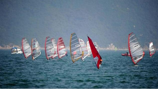 Sailing - Martin crowned World Youth champion