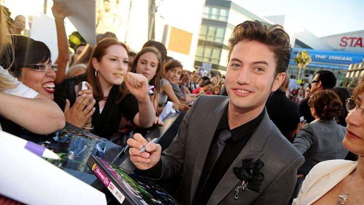 The Twilight Saga Eclipse LA Premiere 2010 Jackson Rathbone