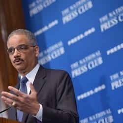 Holder Plans Push For Lower Standard Of Proof In Civil-Rights Cases