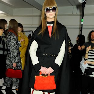 Marni AW12 Backstage
