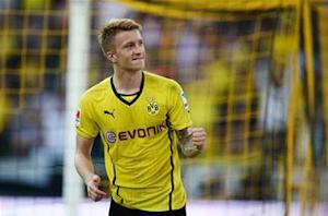 Borussia Dortmund 4-2 Bayern Munich: Reus at the double as Klopp's side claims Supercup
