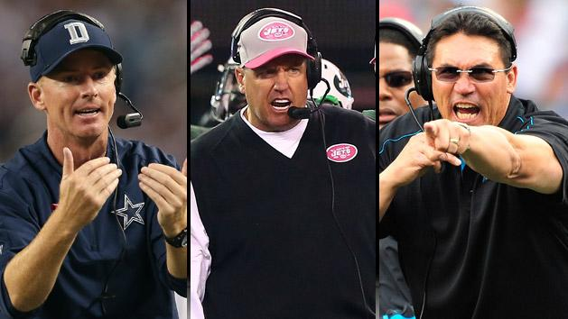 Coaches on hot seat