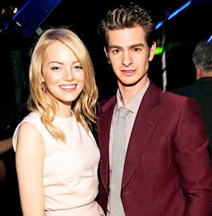 "Andrew Garfield: ""I Can't Keep Up"" With Emma Stone's Talent"