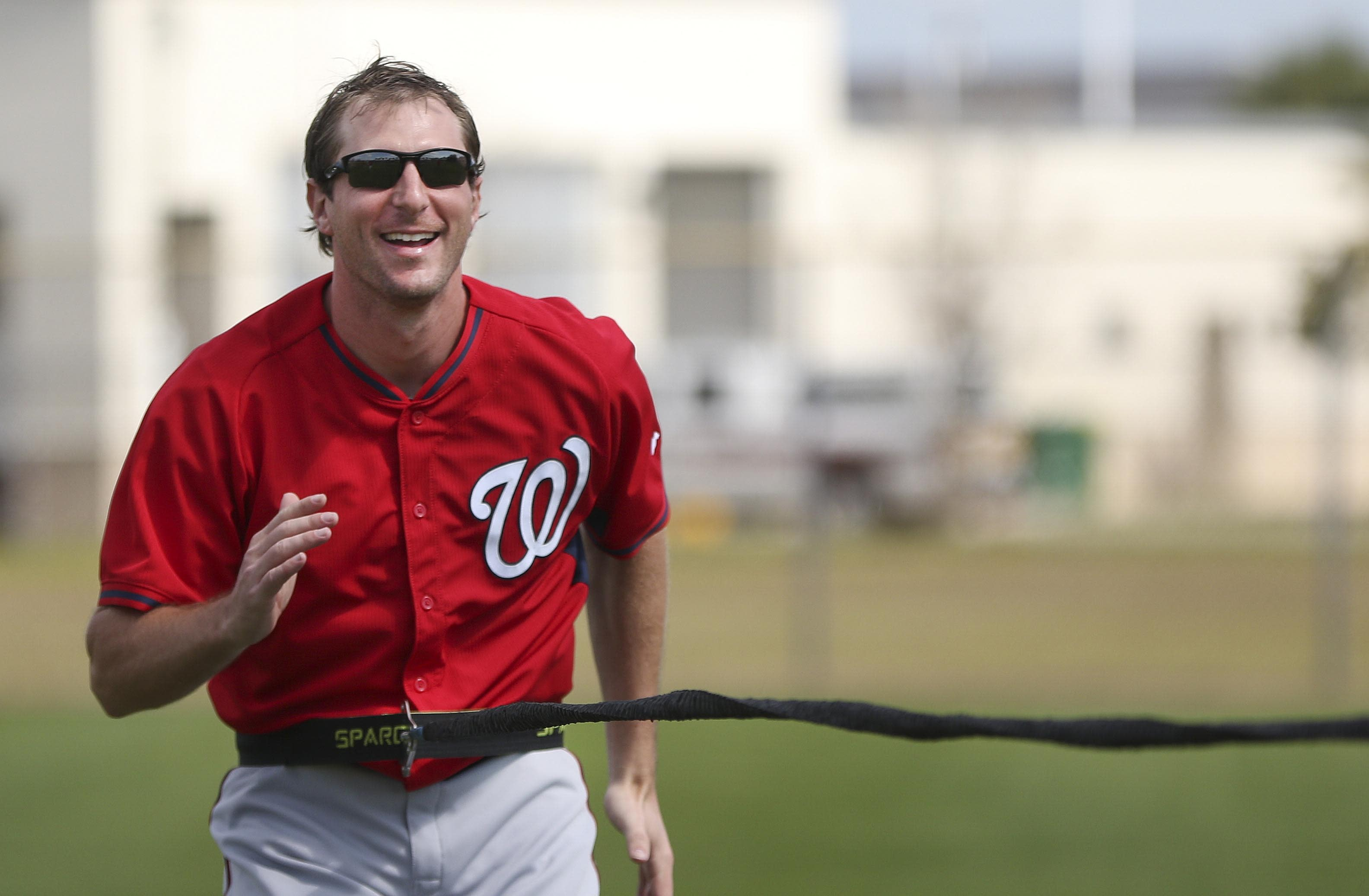 Max Scherzer reveals details of injury insurance policy