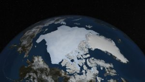 2013's Summer Arctic Sea Ice a Top 10 Low