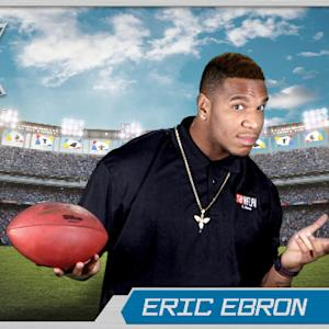 Virtual Rookie Card: Detriot Lions tight end Eric Ebron