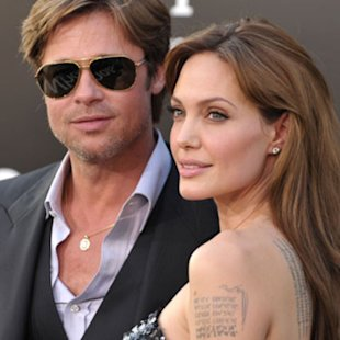 Why Brad Pitt Gives Angelina a Better Chance of Beating Cancer