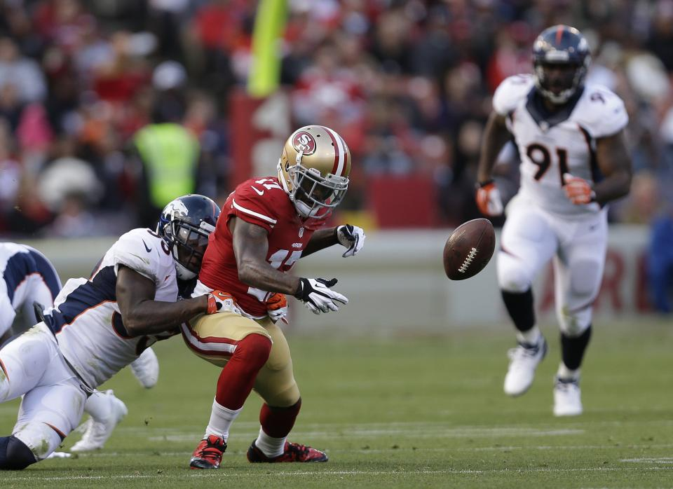 Broncos' defense stymies 49ers in preseason opener