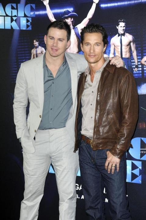 Photocall di 'Magic Mike' a Berlino