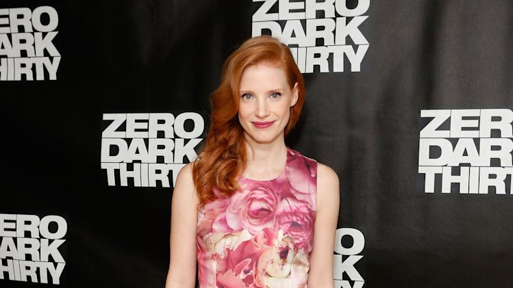 """Zero Dark Thirty"" New York Photo Call"