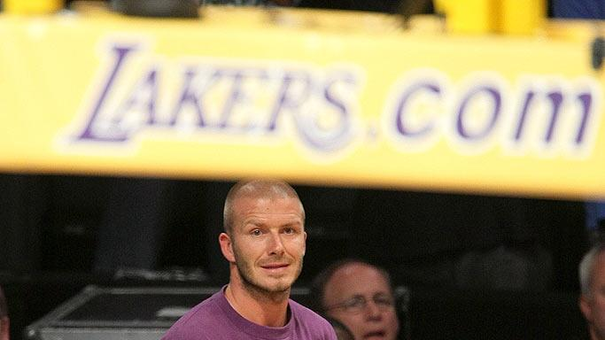 Beckham David Lakers Finals
