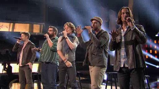 "Home Free Sings ""Cruise"""