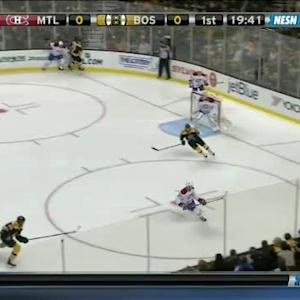 Kevan Miller Hit on Alex Galchenyuk (00:25/1st)