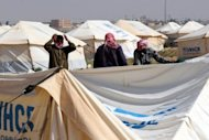 Zaatari Camp, the first official Jordanian camp for Syrian refugees fleeing violence in their country. UN humanitarian chief Valerie Amos said in a statement that an estimated 200,000 people had fled from Aleppo in two days and an unknown number were still trapped in the city