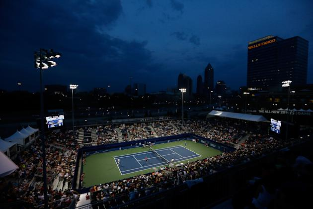 BB&T Atlanta Open - Day Five