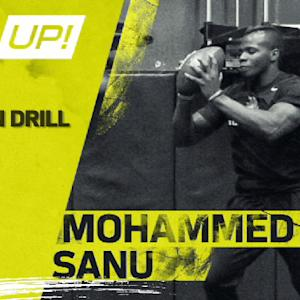 NFL UP!: FitLight Reaction Drill