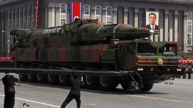 North Korea Wants to Launch a Long-Range Missile for Christmas