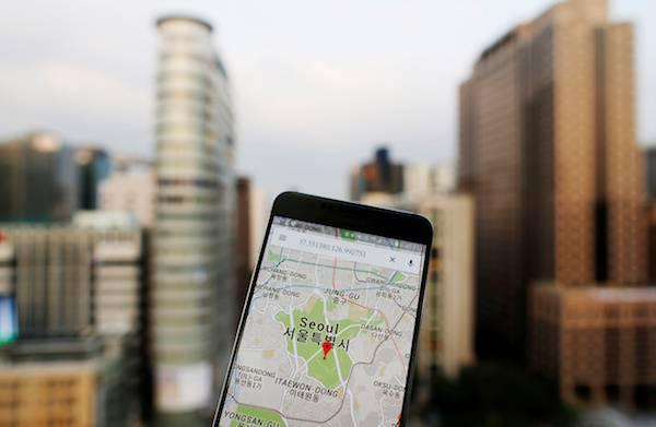 Google Maps Update Introduces New UI