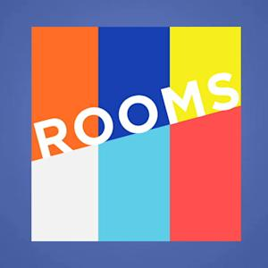 FACEBOOK'S ANONYMOUS 'ROOMS'
