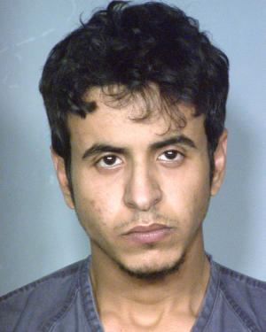Saudi airman rejects plea deal in Vegas child rape
