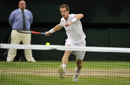 Andy Murray will be back in action at Wimbledon to represent Britain in the Olympic tennis