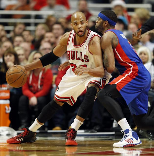 Jennings leads Pistons over Bulls 92-75
