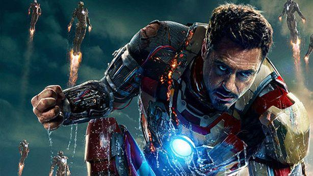 Downey Is Back for 'Avengers' 2 and 3, and He Might Be a $100 Million Iron Man