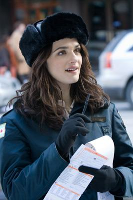 Rachel Weisz in Warner Bros. Pictures' Fred Claus