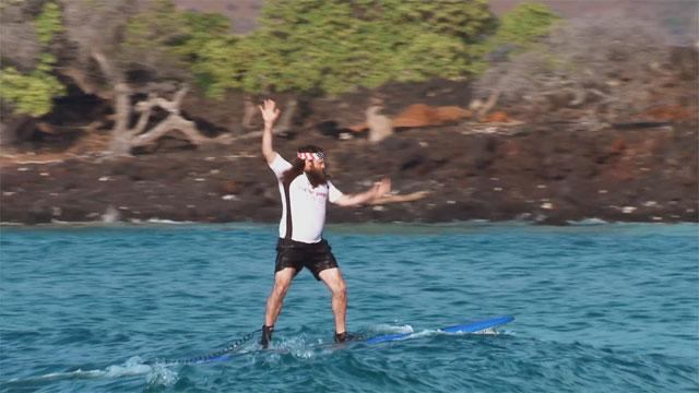 'Duck Dynasty': The Robertsons Go Surfing