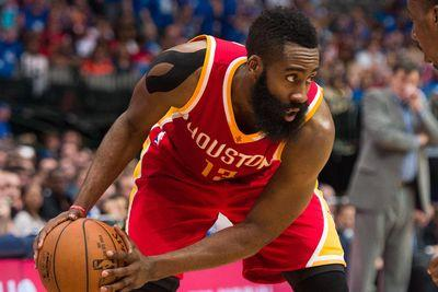 James Harden has 'better things to worry about' than losing MVP race