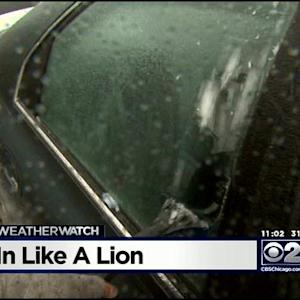 Ugly Weather Makes For Messy Morning Commute
