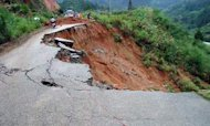China: Torrential Rains Kill At Least 16