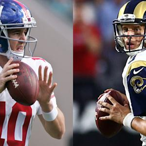 Giants at Rams Preview