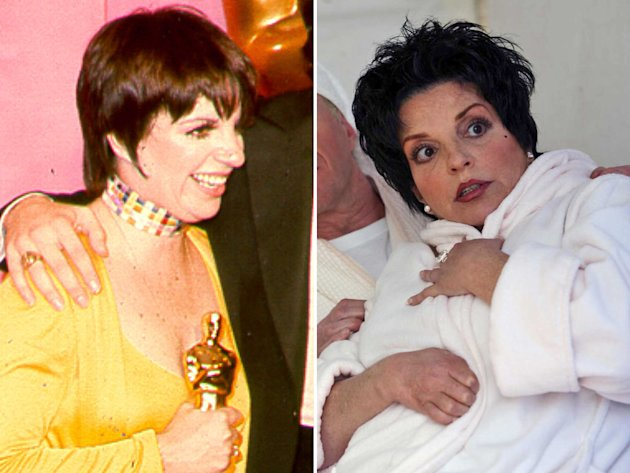 Liza Minnelli (Arrested D …