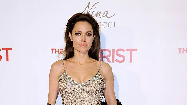 Angelina Jolie The Tourist Spain Pr