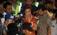 Miranda Ingin Kasusnya Cepat Disidangkan