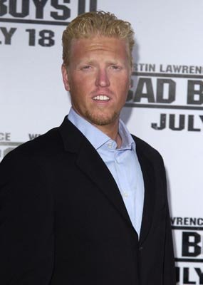 Premiere: Jake Busey at the LA premiere of Columbia's Bad Boys II - 7/9/2003