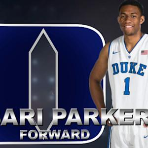 Best of Duke's Jabari Parker vs Kansas