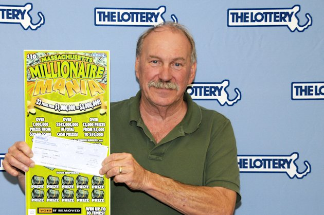 "William Johnson won $1 million on a scratch-off lottery ticket after opening a fortune cookie that promised he would ""soon come into a lot of gold."""