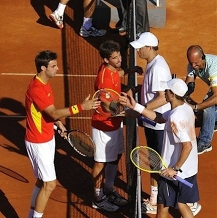 Bryans win, US trails Spain 2-1 in Davis Cup The Associated Press Getty Images Getty Images Getty Images Getty Images Getty Images Getty Images Getty Images Getty Images Getty Images Getty Images Gett