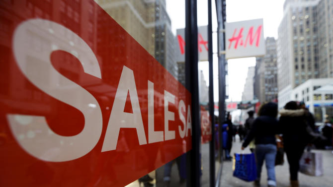 Stores look to week after Christmas for sales