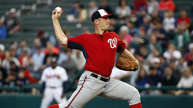 Teheran, Zimmermann each throw 3 scoreless innings