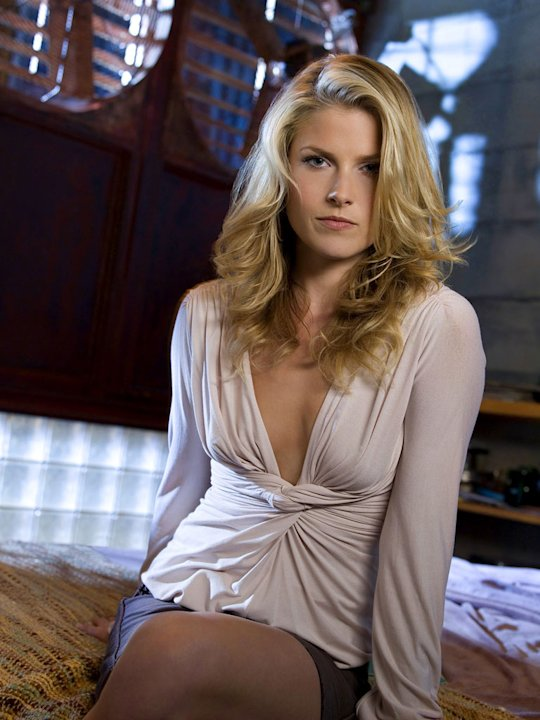Ali Larter stars as Niki Sanders in Heroes. 