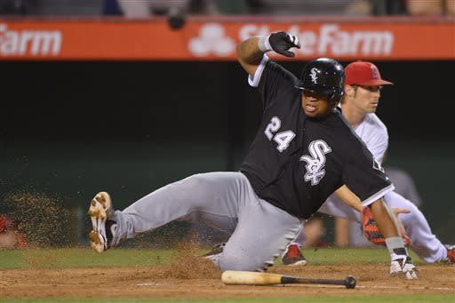 Sale outduels Wilson again as White Sox top Angels
