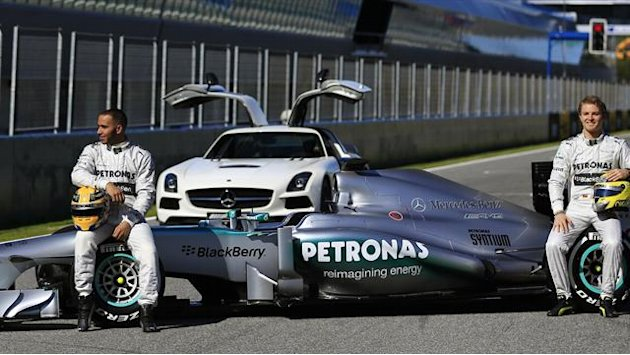 Formula 1 - Hamilton: Mercedes has taken step forward